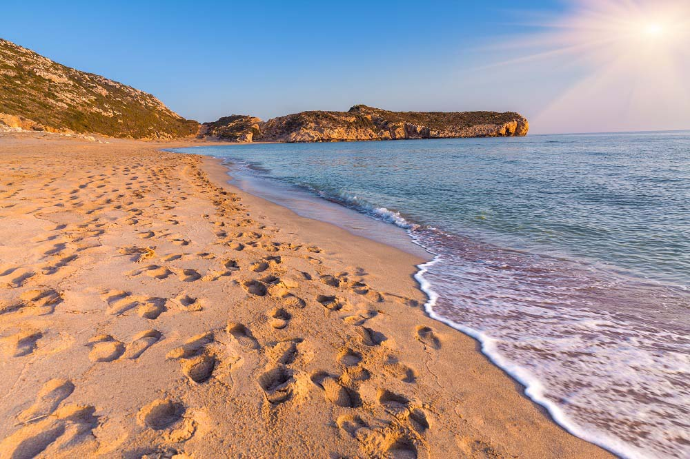Plaja Patara